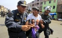 La Parada: Poder Judicial inició proceso contra 102 detenidos por disturbios - Noticias de dolly herrera lopez