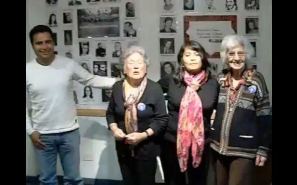 El Movadef sorprendió a Madres de la Plaza de Mayo y a premio Nobel de La Paz, afirmó procurador