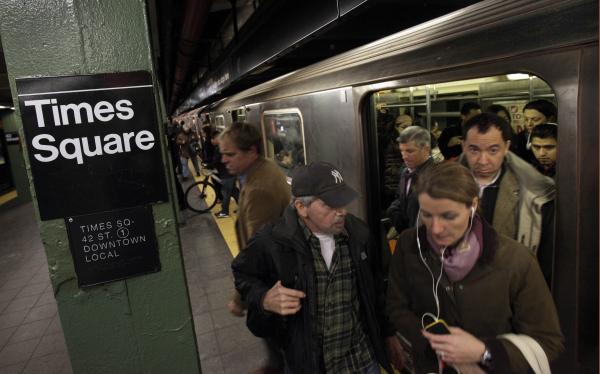 Sandy: el metro de Nueva York vuelve a funcionar luego de cuatro días