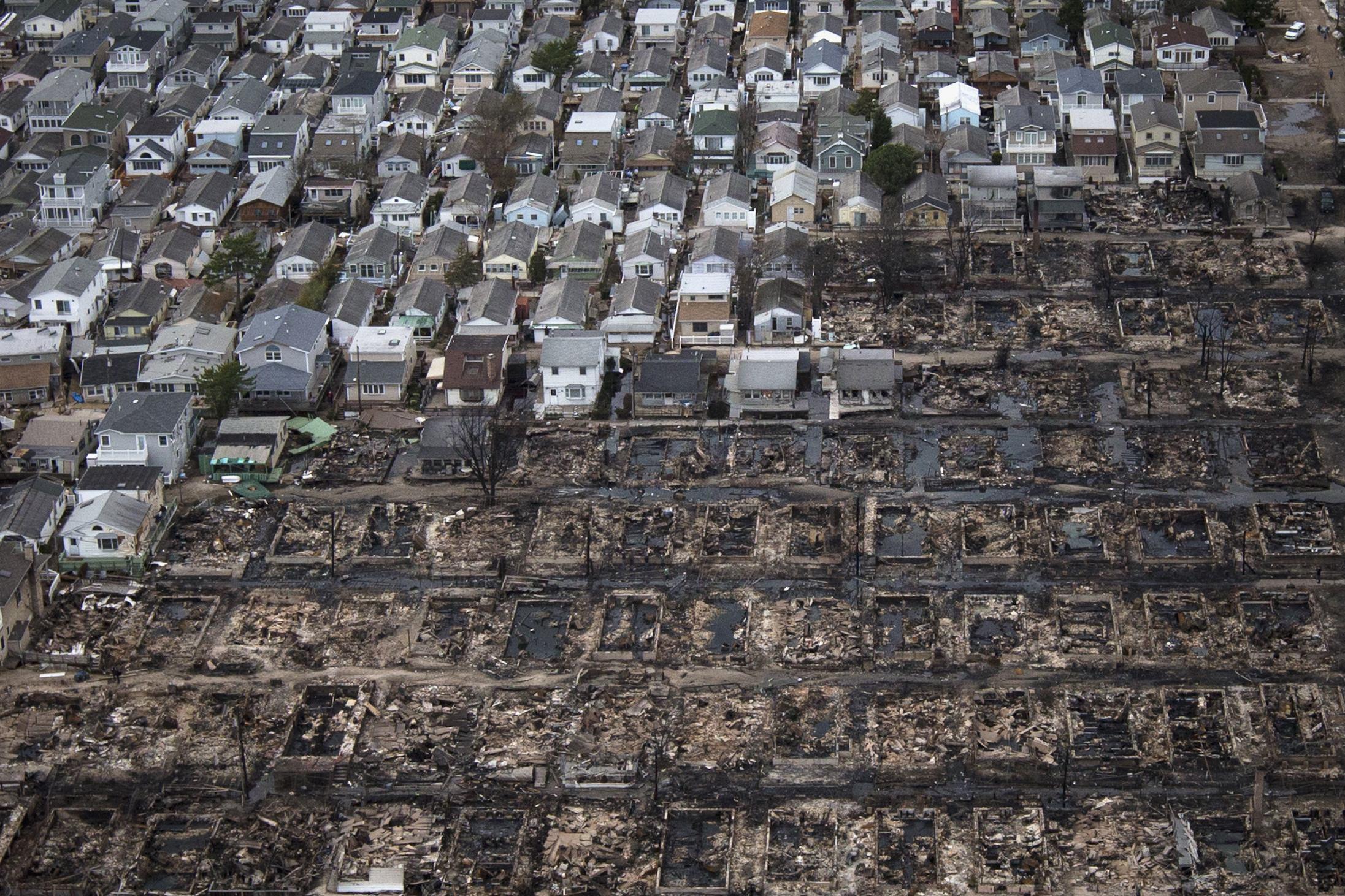Sube a 88 el número de muertos por huracán Sandy en Estados Unidos