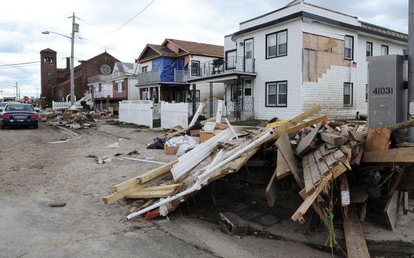 Aumentaron a 88 los muertos por Sandy en EE.UU. y el Caribe
