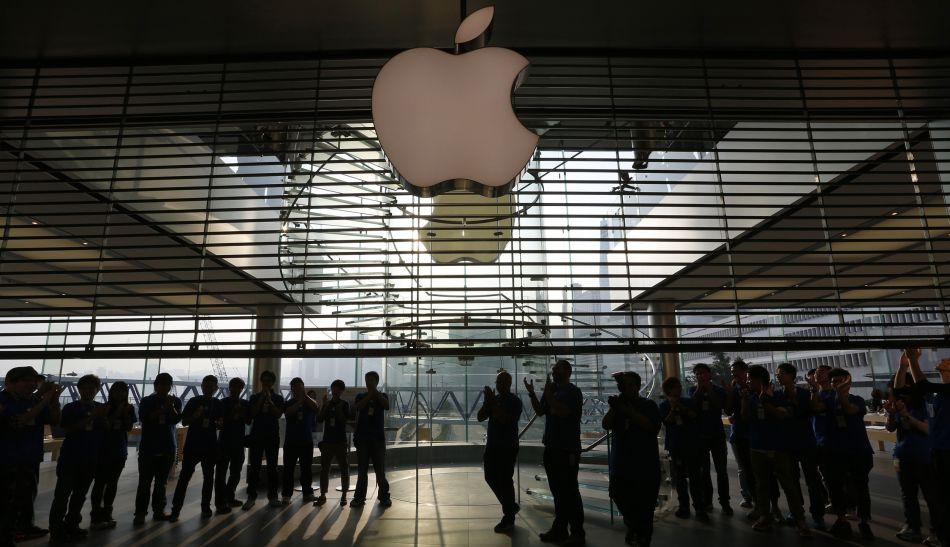 FOTOS: el iPad mini no congregó multitudes en las tiendas como otros productos de Apple