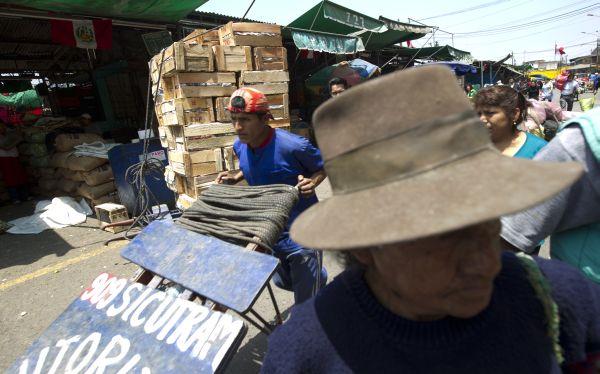 La Parada: ancianos afectados por cierre recibirían pensión de municipio