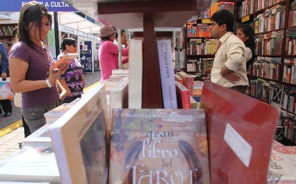 Feria del Libro culmina este domingo: mira los programas del fin de semana