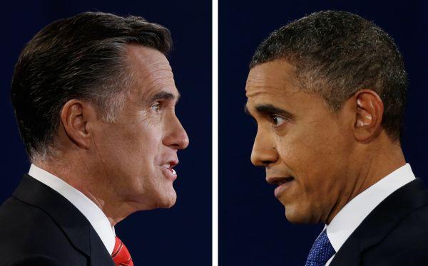 Mitt Romney aseguró que sería mejor presidente que Barack Obama