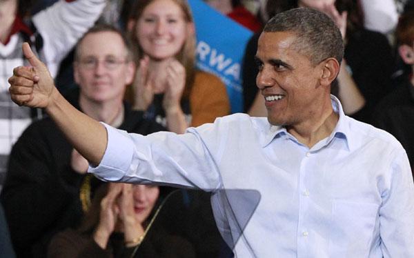 Obama venció a Romney y es reelegido presidente de Estados Unidos