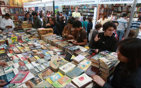 Entérate de las ofertas imperdibles de la Feria del Libro Ricardo Palma