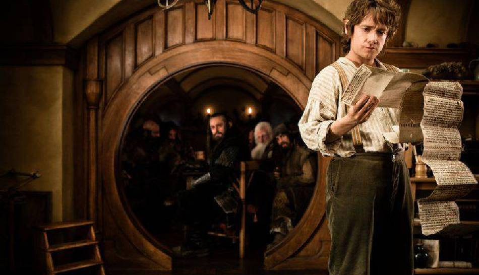 """FOTOS: un adelanto de """"El hobbit: un viaje inesperado"""""""
