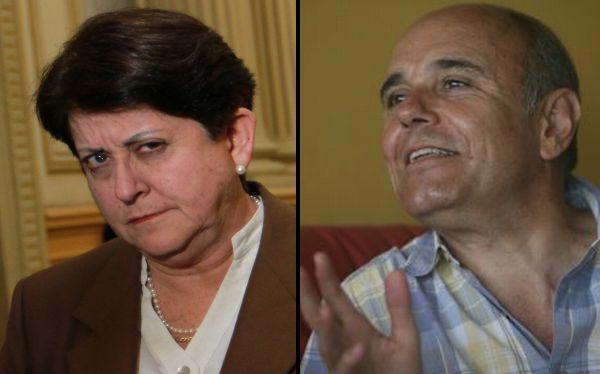 """""""Ex embajador Lynch debió haber sido destituido"""", afirma congresista Alcorta"""
