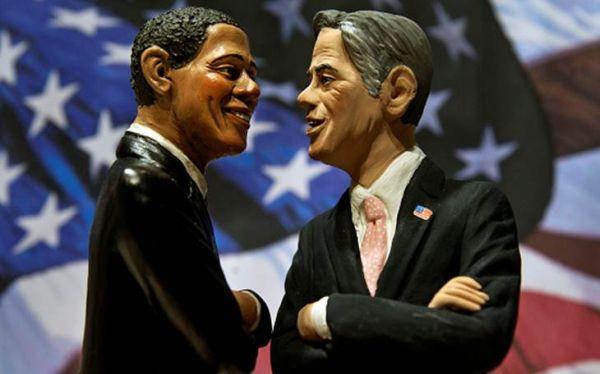 Obama y Romney gastaron más de US$1.000 millones en publicidad televisiva