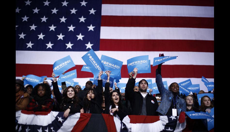 FOTOS: Barack Obama y Mitt Romney en los últimos días de campaña para las elecciones en Estados Unidos