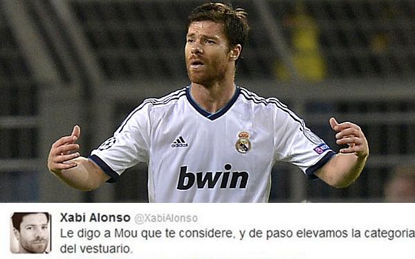 ¿A quién iba dirigido este misterioso mensaje privado de Xabi Alonso en Twitter?