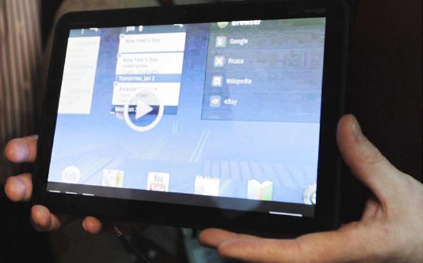 Niños analfabetos 'hackearon' una tableta de Motorola sin instrucciones