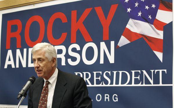 Elecciones en EE.UU.: conoce a los candidatos que no tienen posibilidad de ganar
