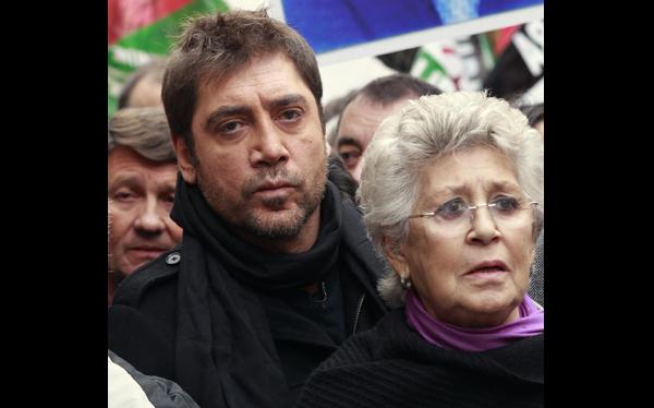 """Madre de Javier Bardem llegó a Lima y recordó su rol en """"Pantaleón y las visitadoras"""""""