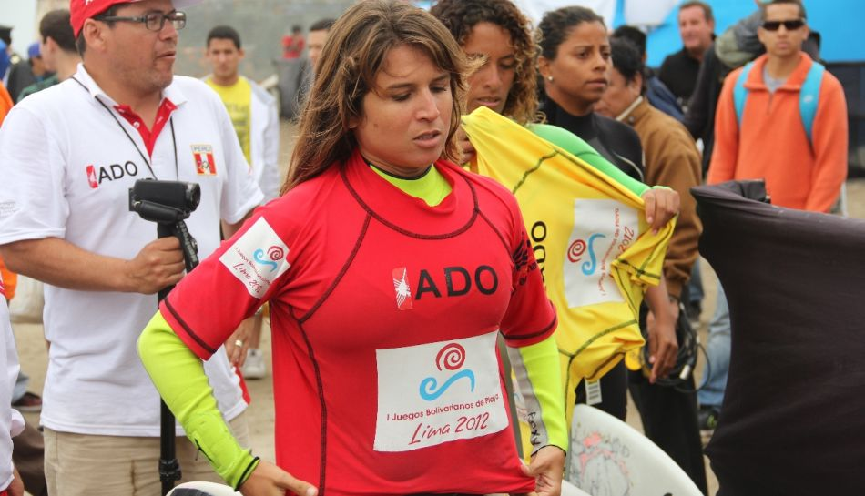 FOTOS: el triunfo peruano en el surf durante los Juegos Bolivarianos