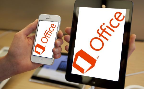 Microsoft sí creará una versión del Office para iPhone, iPad y Android