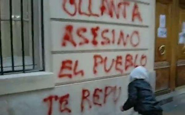 Peláez pedirá apoyo a fiscales extranjeros para combatir apología del terrorismo