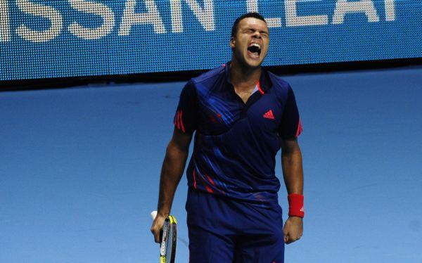 Tsonga perdió ante Berdych y quedó casi eliminado del Masters de Londres