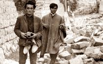 Javier Ascue en el recuerdo: la historia del primer periodista que llegó a Yungay tras el terremoto - Noticias de julio sarmiento