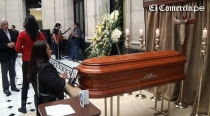 Mítico Javier Ascue fue despedido entre palmas y pesar absoluto en El Comercio - Noticias de javier ascue