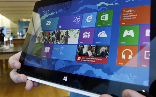 Los virus ahora quieren ingresar a las computadoras con Windows 8