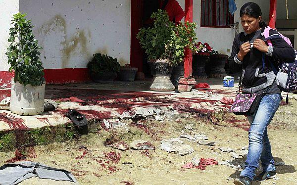 Colombia: acusan a banda narcoparamilitar del asesinato de 10 campesinos