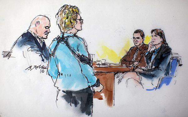 EE.UU.: Condenan a siete cadenas perpetuas al autor de disparos contra ex congresista Giffords