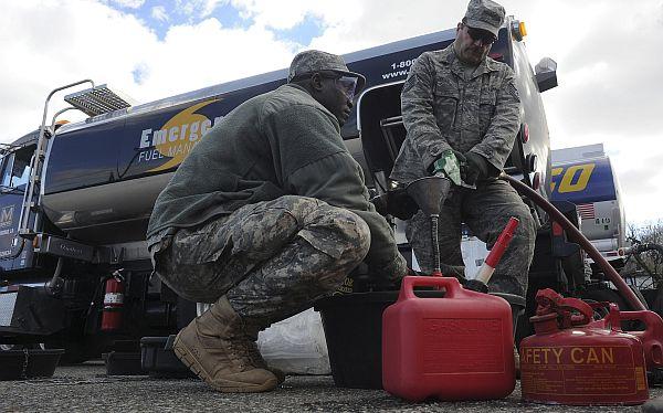 Consecuencias de Sandy: el alcalde de Nueva York ordena el racionamiento de la gasolina