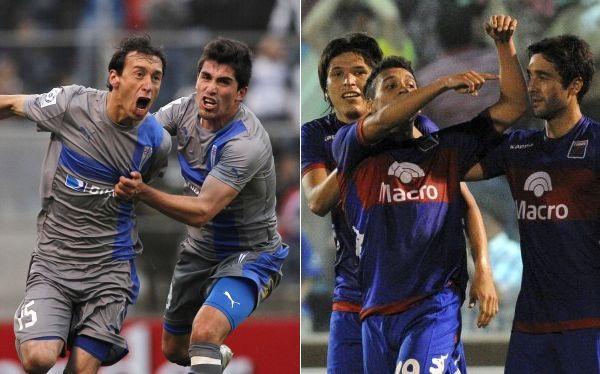 Universidad Católica y Tigre ya están en semifinales de Copa Sudamericana