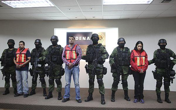 México: tres menores detenidos por asesinar y quemar a siete personas