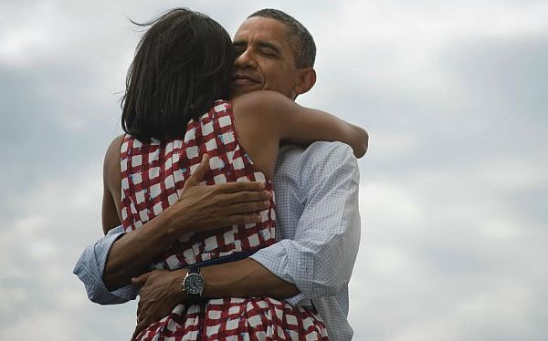 La historia detrás de la foto de Barack Obama que fue un éxito en Internet