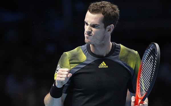 Murray venció a Tsonga y pasó a la semifinal del Masters de Londres