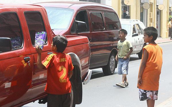 Más de 6 mil menores en riesgo serán rescatados de las calles