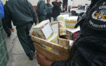 SJM: incautan 10 toneladas de pirotécnicos valorizados en US$58 mil - Noticias de dicscamec
