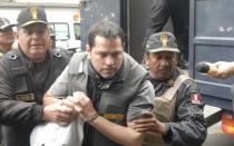 Jefe del INPE negó que 'Loco David' goce de gollerías en Piedras Gordas - Noticias de alejos dominguez