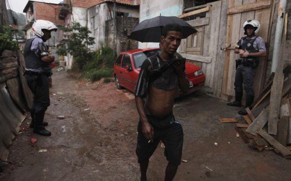Ola de violencia en Sao Paulo: más de 150 asesinatos en dos semanas