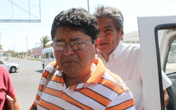La Parada: vinculan a Wilfredo Saavedra con violencia pero él lo niega