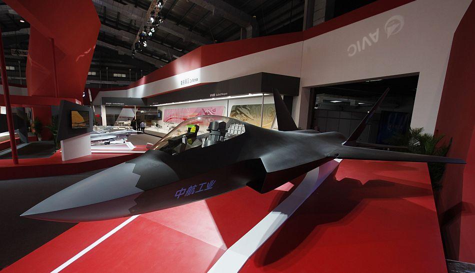 FOTOS: China demuestra su capacidad bélica y tecnología aérea en exhibición internacional
