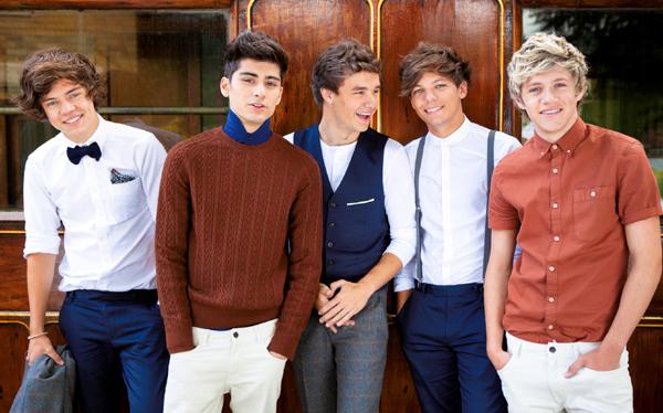One Direction agotó todos los ejemplares de su nuevo disco en el Perú