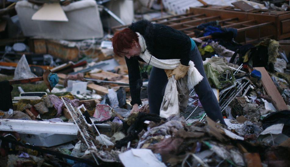 FOTOS: Nueva York y Nueva Jersey aún sufren los estragos del huracán Sandy