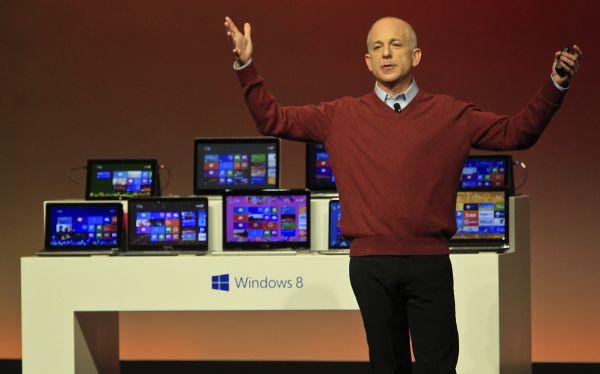 Remezón en Microsoft: el jefe de Windows abandonó la compañía