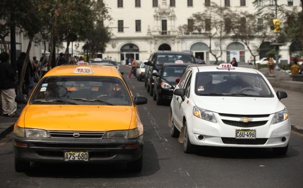 Unos 35 mil taxistas registraron fallas en sus trámites de empadronamiento