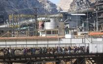 Modernización del complejo metalúrgico La Oroya costará US$768 millones - Noticias de rocío chávez