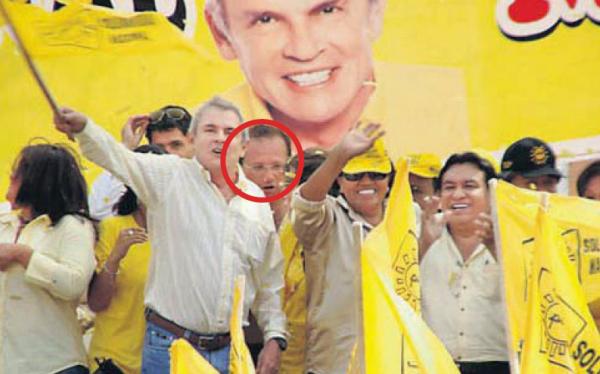 Representante de revocadores admitió vínculo con Solidaridad Nacional