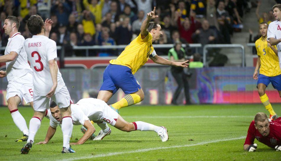 FOTOS: Zlatan Ibrahimovic y una noche de ensueño llena de golazos
