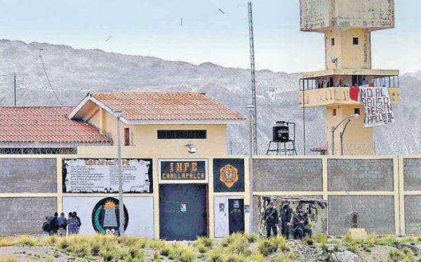 Motín en Challapalca: continúa tensión por toma de rehenes