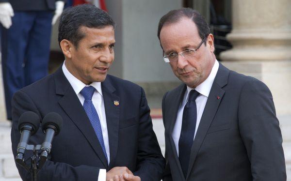 Para ministro Pedraza, reunión de Humala y Hollande impulsó eliminación de visa Schengen