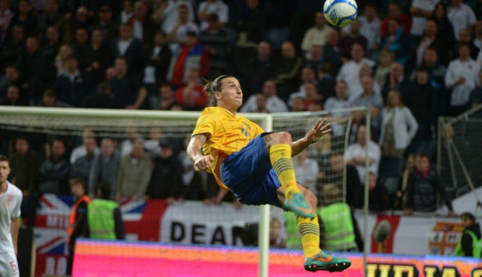 FOTOS: Zlatan Ibrahimovic y las mejores chalacas de los últimos 15 años