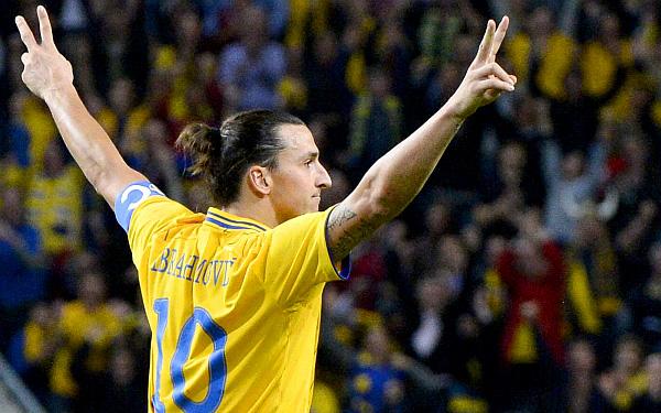 Golazo de Ibrahimovic no competirá en elección FIFA al mejor del año